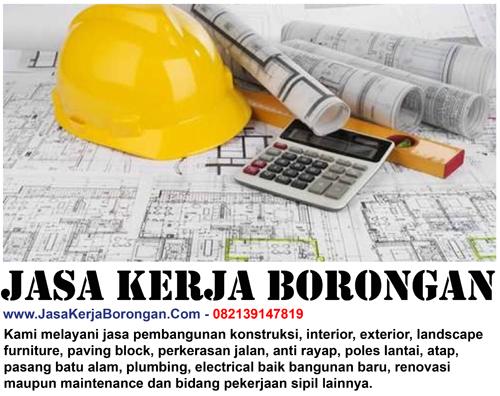 Jasa Kerja Borongan
